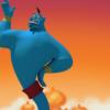 Speedmodeling: Genie (Aladdin)